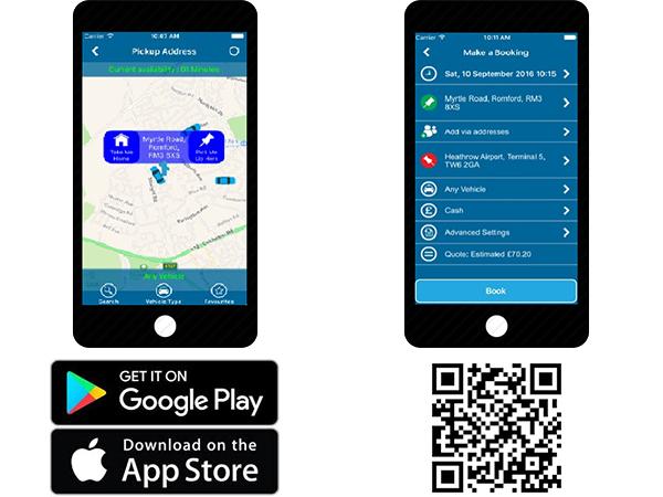 A1 Network Minicabs – Taxis Dagenham, Havering & Redbridge